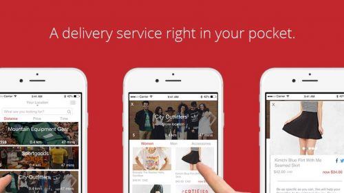 ParcelPal Partners with Online Ordering Platform Provider