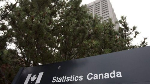 Statistics Canada says the pace of economic growth slowed in first quarter
