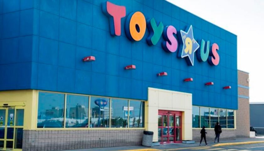 Toys R Us Canada carries on business as usual amid reports of U.S. liquidation