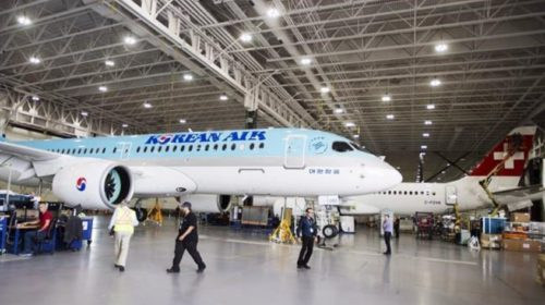 Bombardier fights back after new duty put on CSeries sales to U.S.