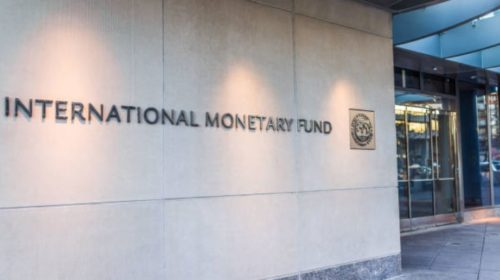 International Monetary Fund report warns of Canada's high debt levels