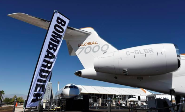 Bombardier to hire 1000 workers in Montreal for Global 7000 business jet