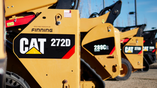 Finning International reports third-quarter profit and revenue up from year ago