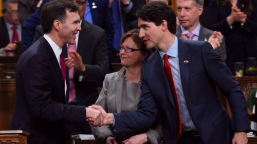 Tories call for Morneau to resign, but Trudeau defends his finance minister