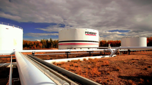 Pembina Pipeline approves construction of $260M propane export facility