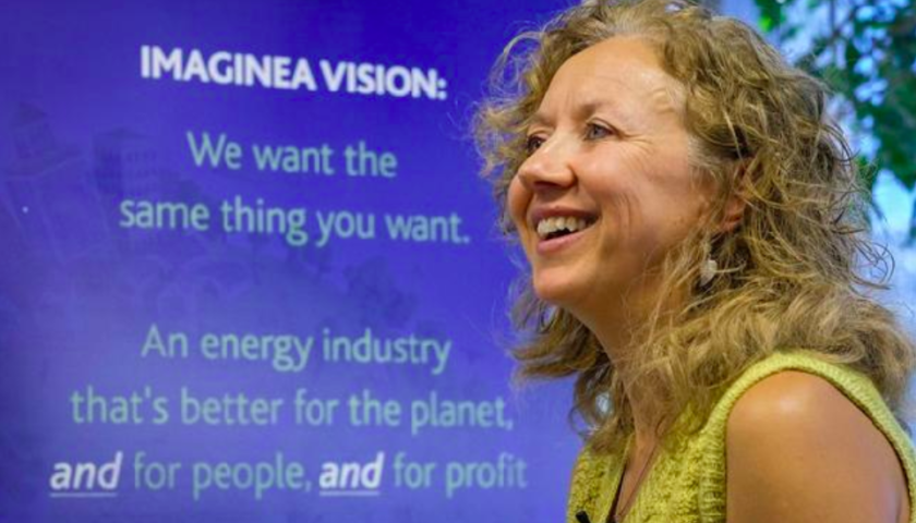 CEO Suzanne West vows to pursue greener path after oil firm splits with backers