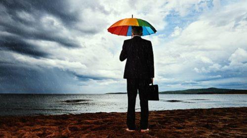 Economic storm clouds on Canada's horizon
