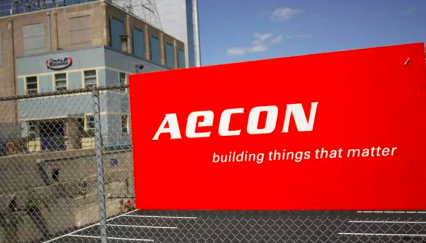 Aecon profits down on lower mining activity as company awaits fate of takeover
