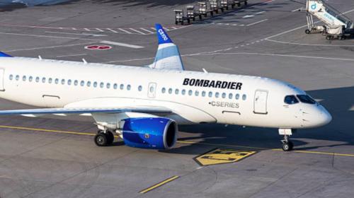 Bombardier won't confirm pending order in Iran 10 CRJ900 regional jets