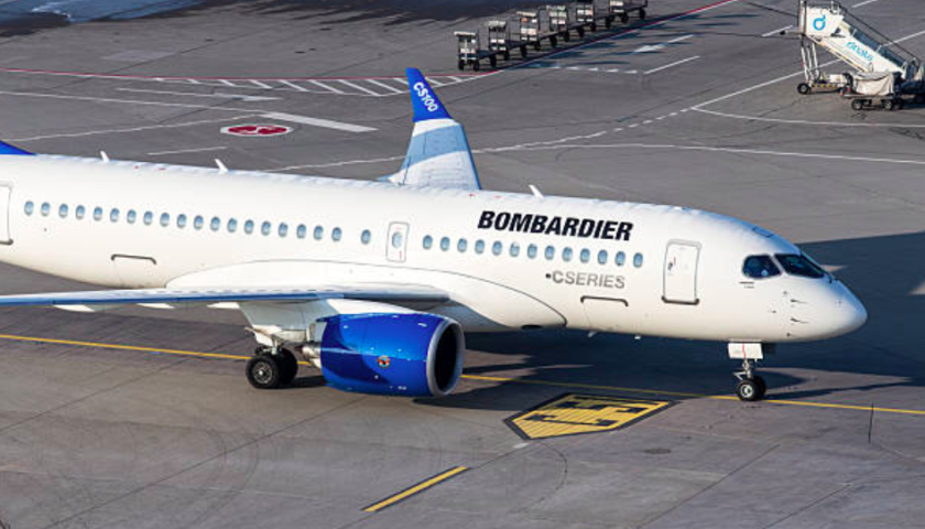 Bombardier expects revenue to grow to between US$17B and US$17.5B next year