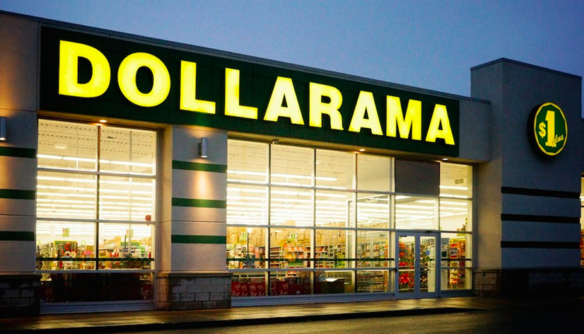 Dollarama's first-quarter profit rises 7.3% to $101.6 million on higher sales