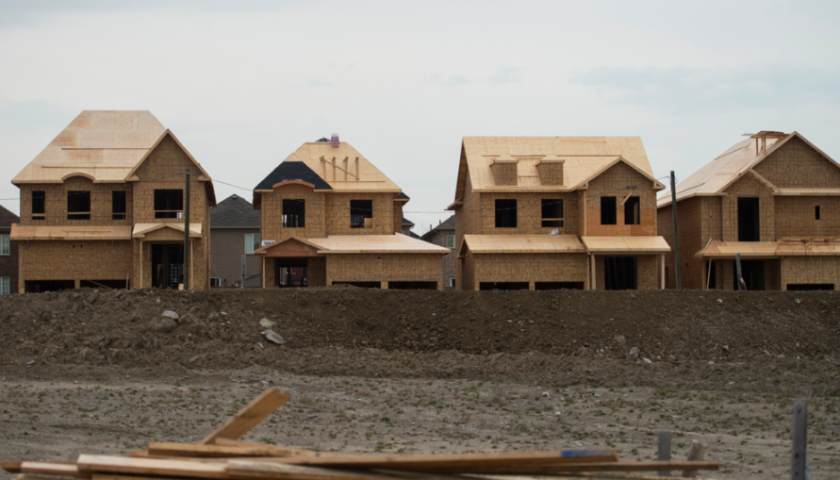 Pace of Canadian housing starts picks up, six-month trend highest in years: CMHC
