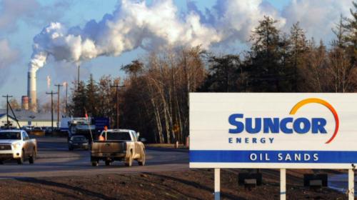 Suncor starts process to add 700 megawatts of oilsands cogeneration