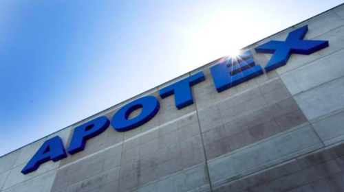 Apotex president and CEO steps down amid allegations of trade secret leaks