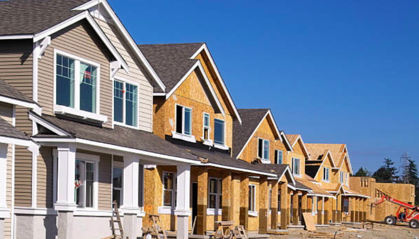 Pace of new housing construction slows in May, as multi-unit projects slide