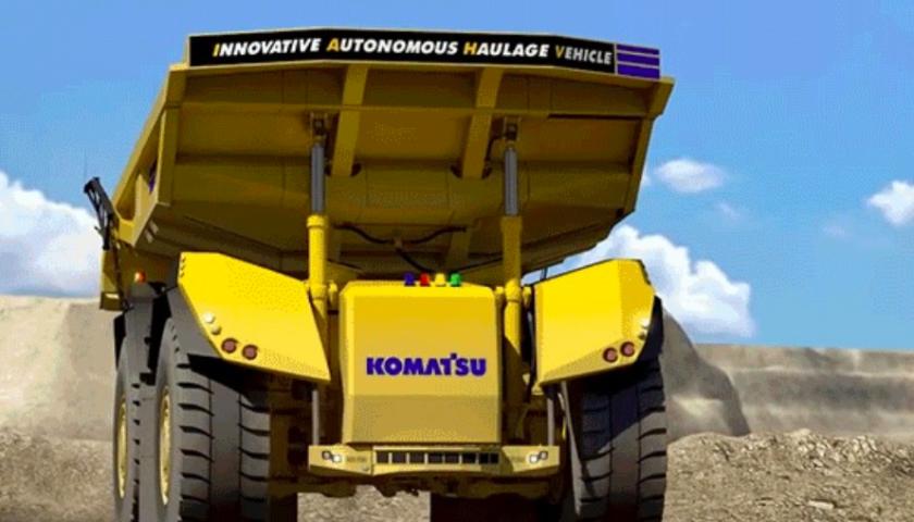 Suncor Energy says driverless trucks will eliminate a net 400 positions