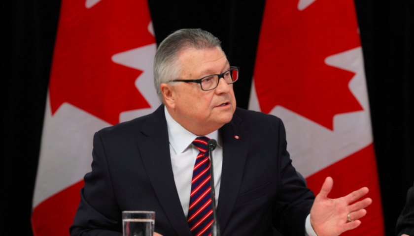 New year, new NAFTA: Goodale leads pro-trade sales pitch south of border