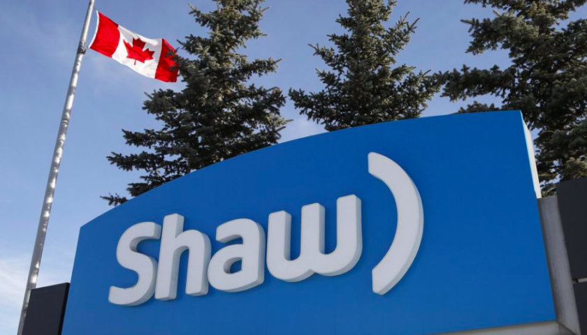 Shaw Communications reports second-quarter loss due to restructuring costs