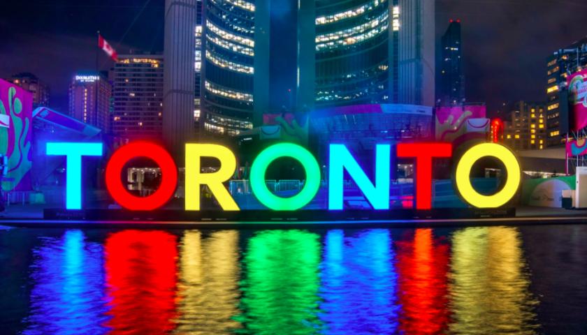Toronto broke visitor records in 2017, 43.7 million visitors spent $8.8 billion