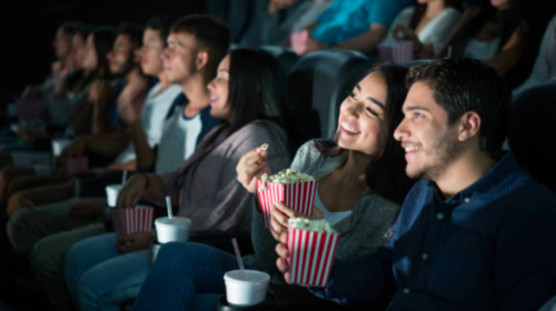 Cineplex Inc. considers mobile phone concession pre-ordering as food drives growth