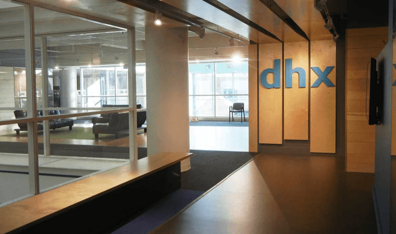 DHX Media announces management changes, CEO stepping down and CFO replaced