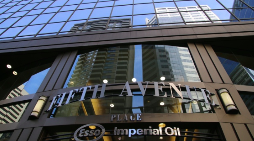 Imperial Oil reports fourth-quarter loss, revenue down from year ago