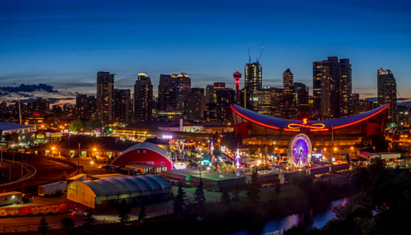 Bids rise at Calgary Stampede canvas auction, as oilpatch optimism picks up