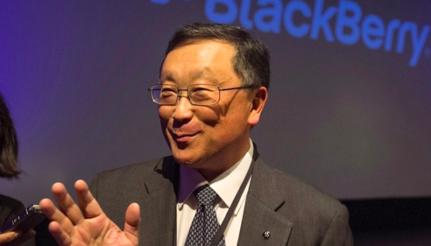 BlackBerry cuts fourth-quarter loss to US$10M, revenue tops expectations