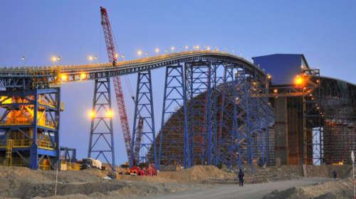 Oyu Tolgoi receives information request from Mongolian anti-corruption authority