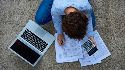Self-employed workers can get tax surprise if they're not prepared