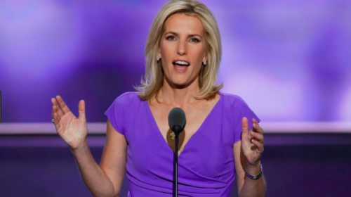 Ingraham returns to work, complains about censorship