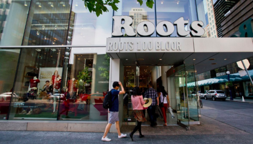 Retailer Roots plans to open two new stores in Washington, D.C., area