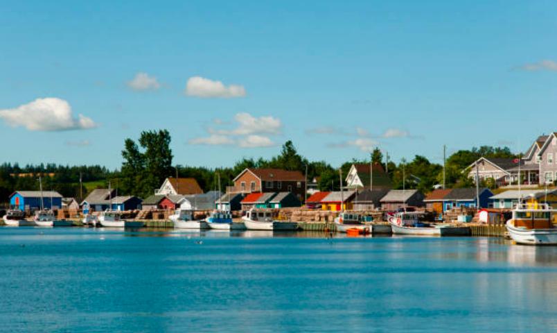 Boom island: Little Prince Edward Island enjoying a buoyant economy
