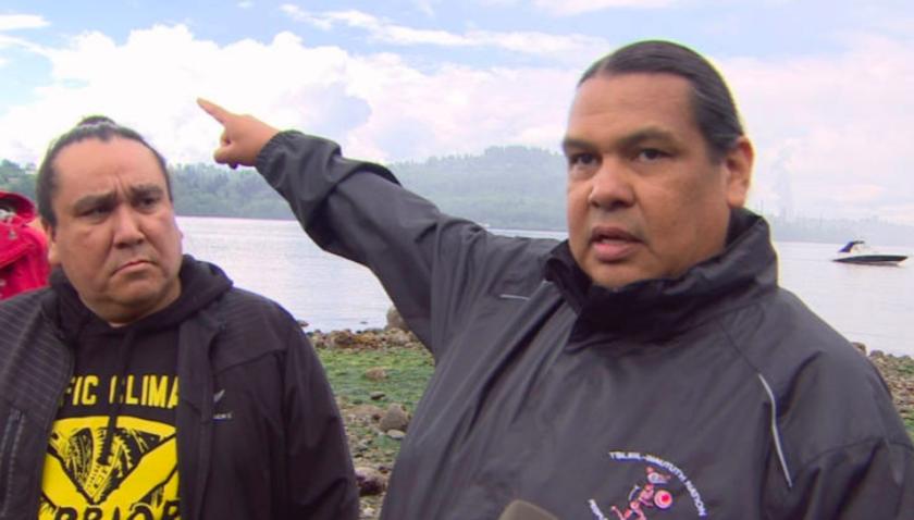 Two B.C. Indigenous leaders plan to speak at Kinder Morgan pipeline AGM