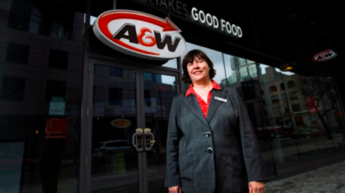 A&W's first female CEO doubles down on burger chain's growth strategy