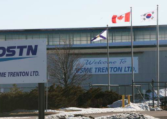 Future of massive Nova Scotia wind tower plant remains a mystery