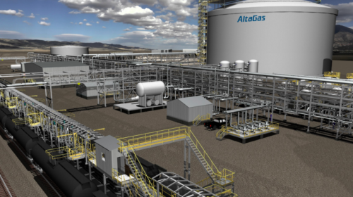 AltaGas sells 35% of B.C. hydro operation, will remain majority owner