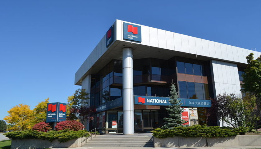 National Bank Q4 profit up 8% from last year to $566 million, dividend going up