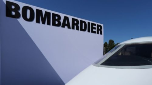 CEO says future of Bombardier's regional jet depends on beefing up backlog