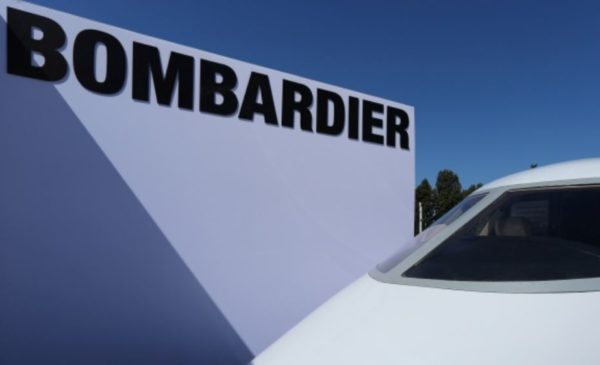 Bombardier says business jet activity picking up after taking COVID-19 hit