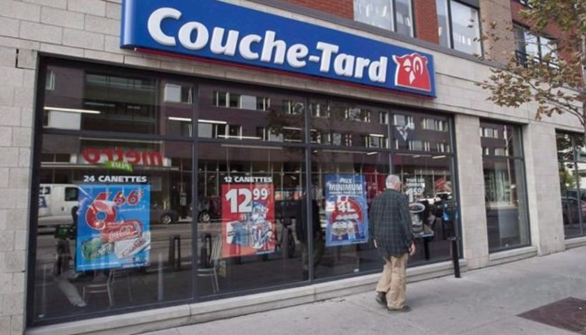 Couche-Tard wants to be a player in the sale of cannabis