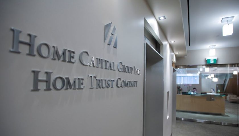 Home Capital exec to exit newly created position months after assuming role