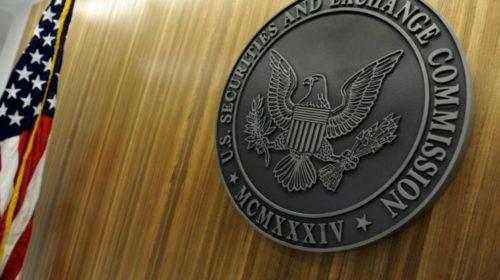 SEC Chair Clayton leaving post as top financial regulator