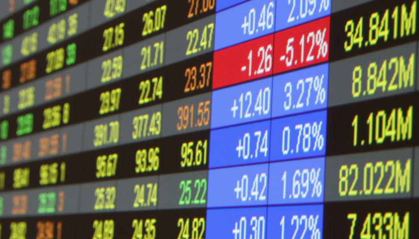 Financials give TSX a minor boost, loonie down amid flat GPD numbers for July