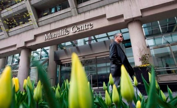 Manulife earns record profits in 2018 as it swings to a $593-million profit in Q4