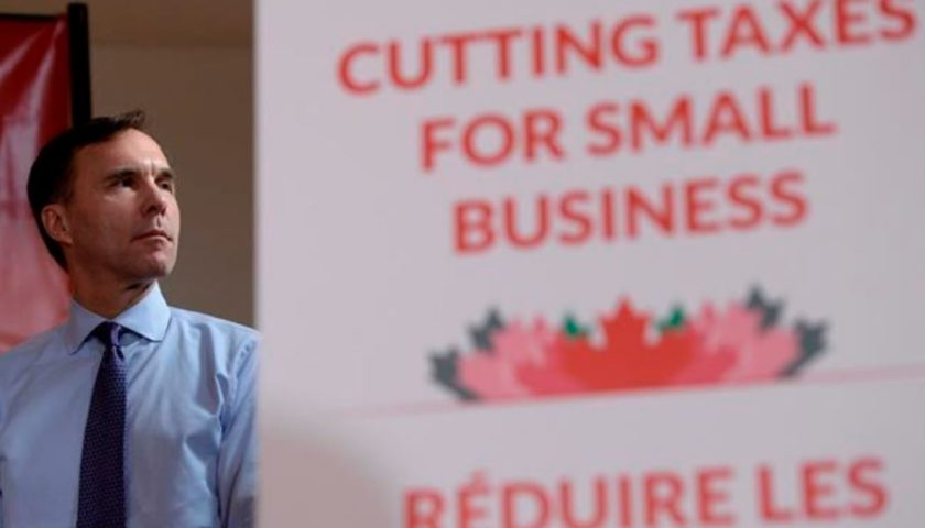 Morneau's credibility on the line as Liberals hit reset button on tax reforms
