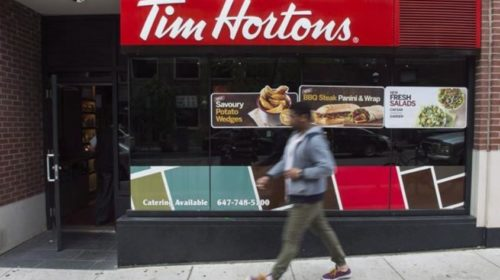 U.S. Tim Hortons franchisee association sues parent company over contract clause