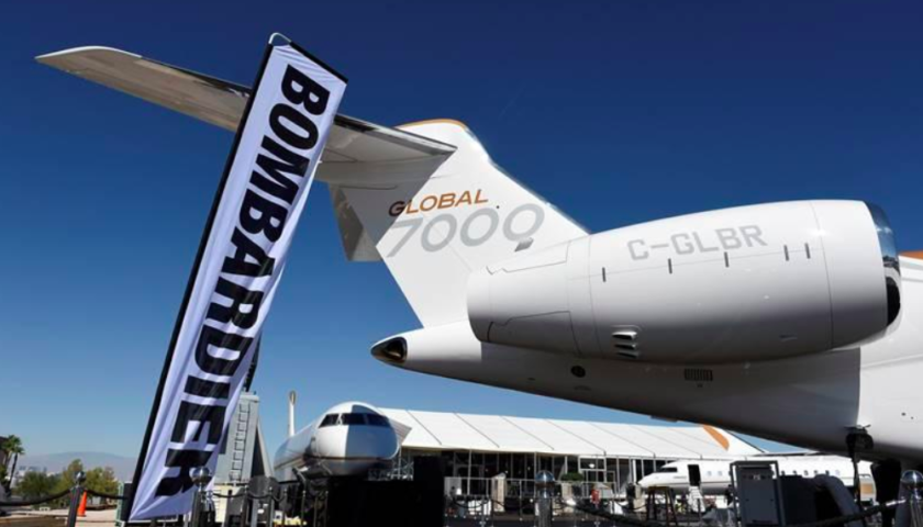 New chief operating officer comes aboard Bombardier's aerospace wing