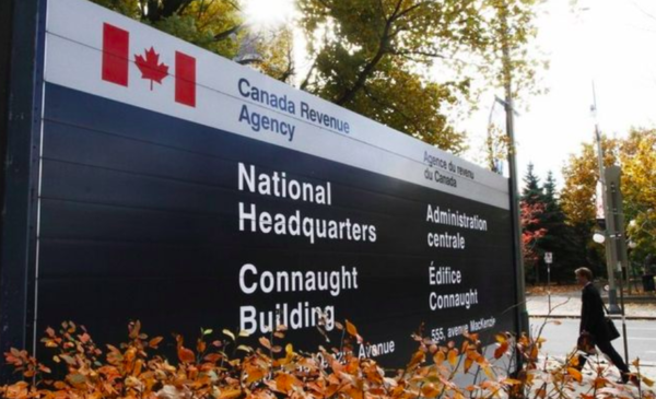 Canada Revenue Agency apologizes as online services go down