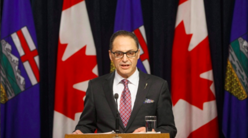 Sales tax not the answer to Alberta's fiscal woes: Finance minister